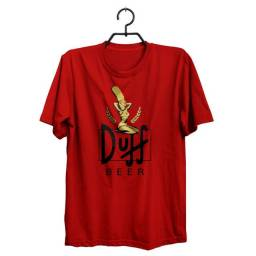 Camiseta Duff Beer Marge Simpson