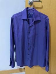 Camisa manga longa Dudalina