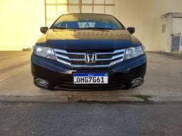 Honda City Automático 2013