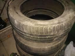 4 pneus usados 205 55 16
