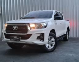 Toyota HILUX SR 20/20 entrada de 15.000,00