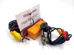 Câmera de Ré - First Option - Receba em Casa - 3x sem Juros