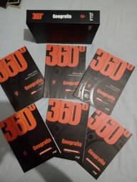 Livro coleção 360 FTD Geografia