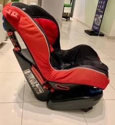 Cadeirinha para auto Kiddo max preto e vermelho