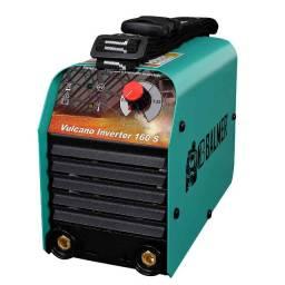 Máquina de Solda Inversora 145 Amp- 220v (Novo de Loja)