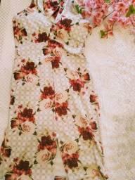 Vestido decorado