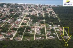 Terrenos faltando poucos mts para abrir rua na região Central de Itapoá- Baln Real