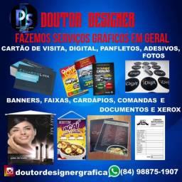D. Designer c.de arte gráfica e impressos gráficos profissionais