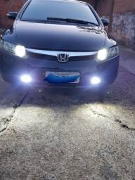 NEW CIVIC 2008 EXS (TOP DE LINHA)(FINANCIADO)