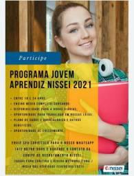 Jovem Aprendiz Nissei 2021
