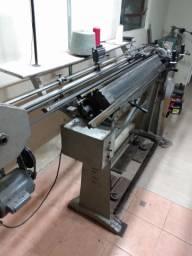 máquina de tecer motorizada