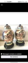 Mini vaso japonês