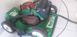 Máquina de corta grama a gasolina
