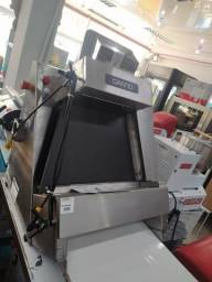 Modeladora de pizza total inox MDP500 *douglas