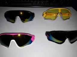 Óculos Esportivo Bike Corrida - Novo