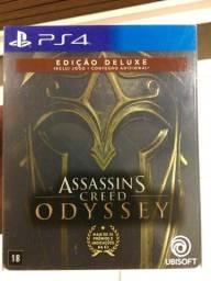 Assassins creed Odyssey edição deluxe