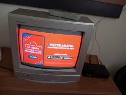 Vendo essa linda tv de tubo 14 polegadas