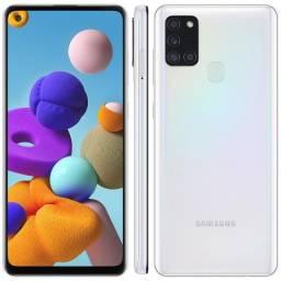 Samsung a21s Branco Seminovo