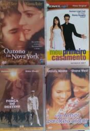 Vendo 4 lindos Dvds filmes