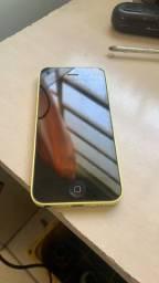 iPhone 5c com defeito