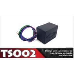 Módulo Automático Desligar/ligar Som S/alarme - Tso02