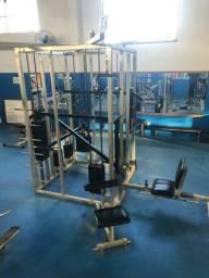 Estação de academia