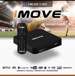 Título do anúncio: Tv Box IMOVE