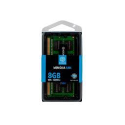 Memória Ram DDR3 8G 1600Mhz notbook hoopson