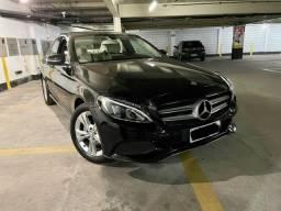 Mercedes-Benz C180 1.6 turbo CGI Automático