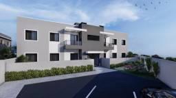 Apartamento em Planta Bairro Weissópolis, Pinhais/PR de 52m² 2 quartos à venda por R$ 190.