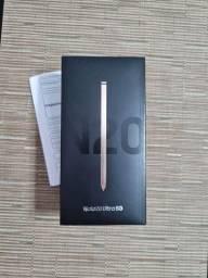 Samsung Note 20 Ultra Bronze Lacrado Nf Garantia