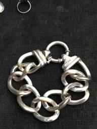 Pulseira feminina prata 925