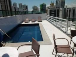 Apartamento em Boa Viagem, Recife/PE de 165m² 4 quartos para locação R$ 2.600,00/mes