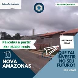 Saia do aluguel! Bairro Planejado Nova Amazonas