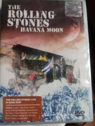 DVD The Rolling Stones Havana Moon