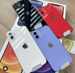 iPhone 12 branco 128gb LACRADO com NFe