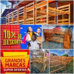Título do anúncio: Super Baratinho Beliche de Mulateiro  Beliche de Angelim confira