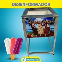 Vendo maquinas para produção de picolé e sorvetes