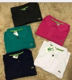Camisa pólo / várias Marcas (p ao GG) entrega gratuita para toda João pessoa