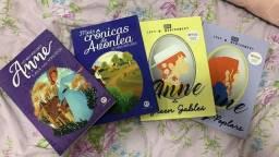 Livros Anne de Green Gables