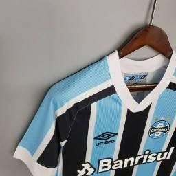Camisa Grêmio 2021 TAM: GG (Única disponível)