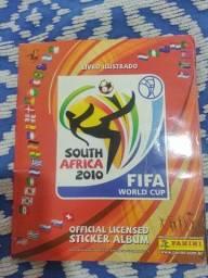 Álbum da Copa 2010 Completo
