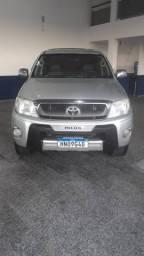 HILUX 2010/2010 2.7 SR 4X2 CD 16V GASOLINA 4P AUTOMÁTICO