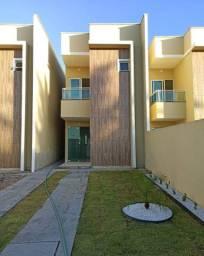 Casas duplex pertinho do centro do Eusébio, 3 Suites 3 vagas