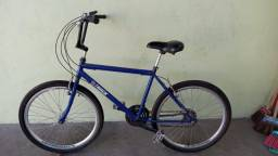 Título do anúncio: Bicicleta 21 Marchas Semi Nova