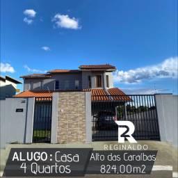 Alugo Imovel de Alto Padrao - 4 Quartos. Luziania/GO