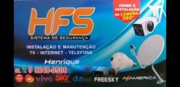 Título do anúncio: Técnico em tv via satelite