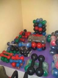 Equipamentos de ginástica