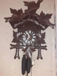 Título do anúncio: Relógio Cuco Original \floresta Negra Centenário