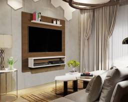 Painel para TV Intense até 32 Polegadas Várias Cores - Moweis<br><br>